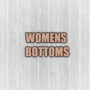 Pants - Womens Bottoms